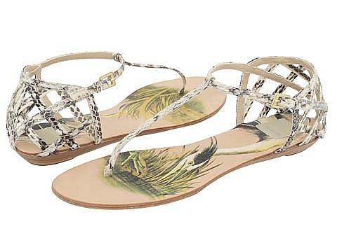 Модные тенденции летней обуви 2010 X_9b583d12